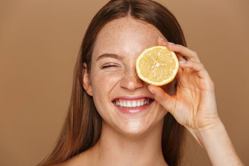 Foto sobre O poder da Vitamina C para sua pele