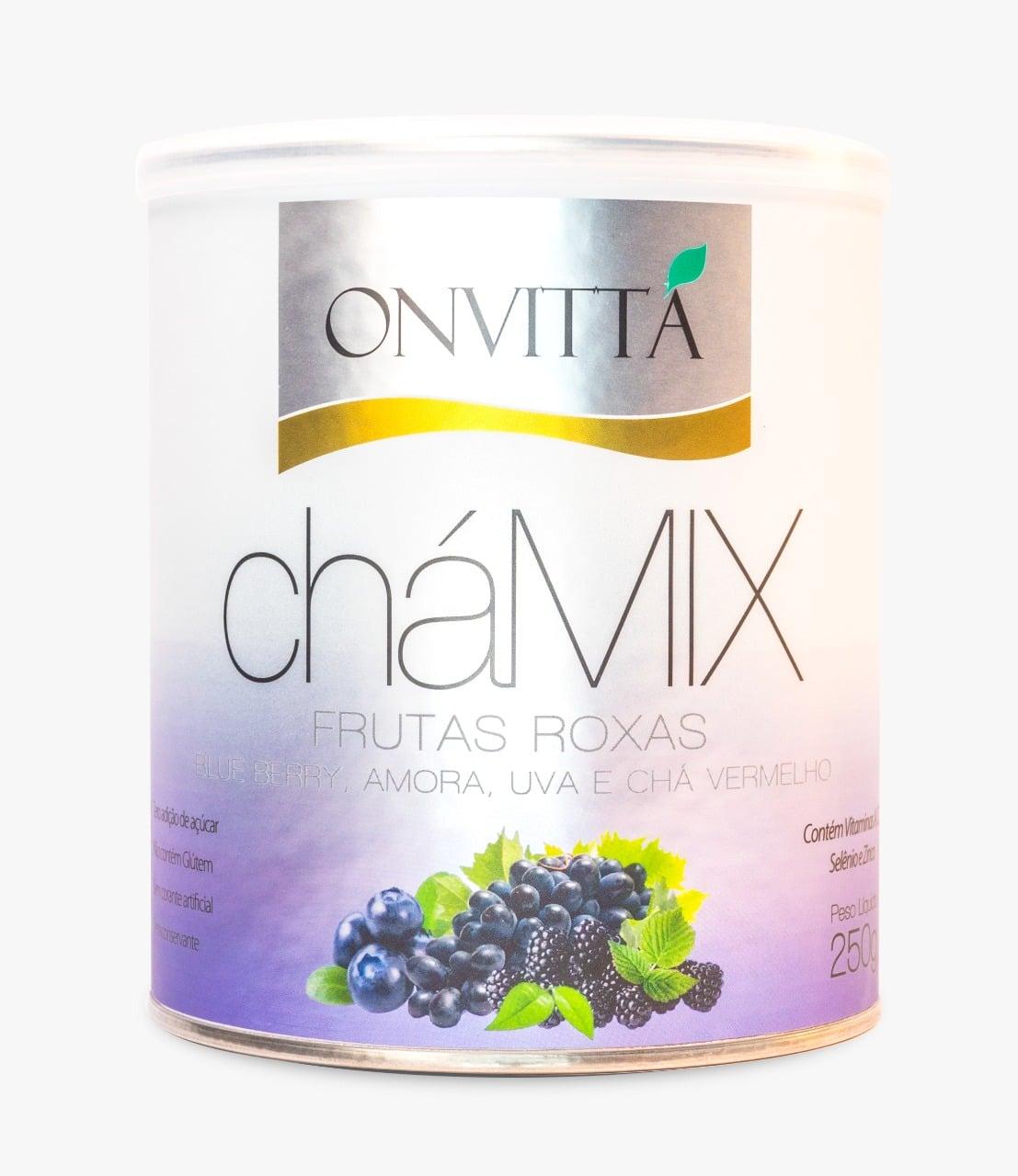 Foto de Chá Mix Frutas Roxas 250g