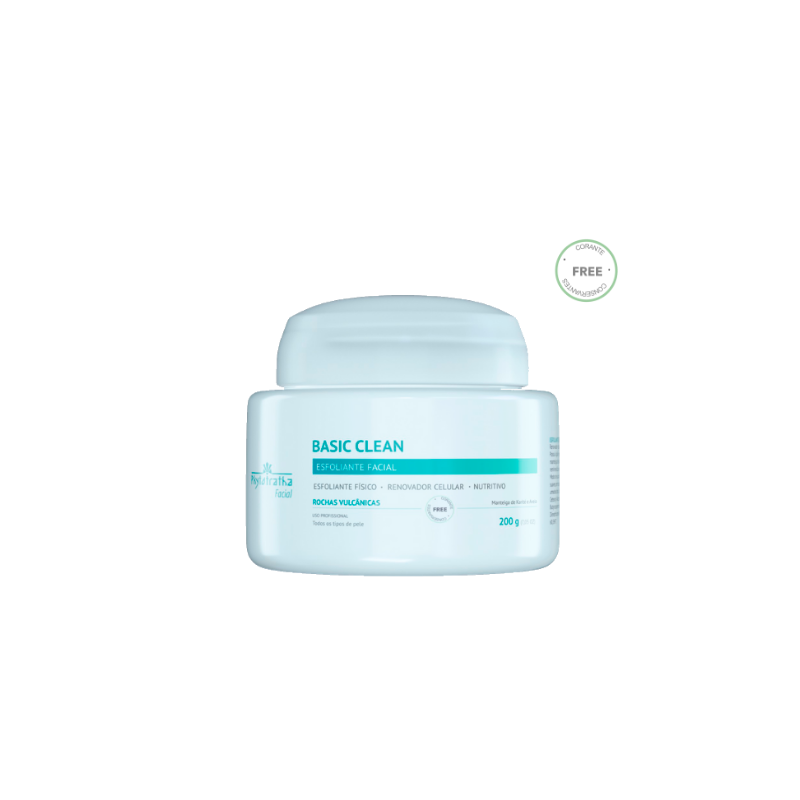 Foto de Basic Clean – Esfoliante Facial 200g