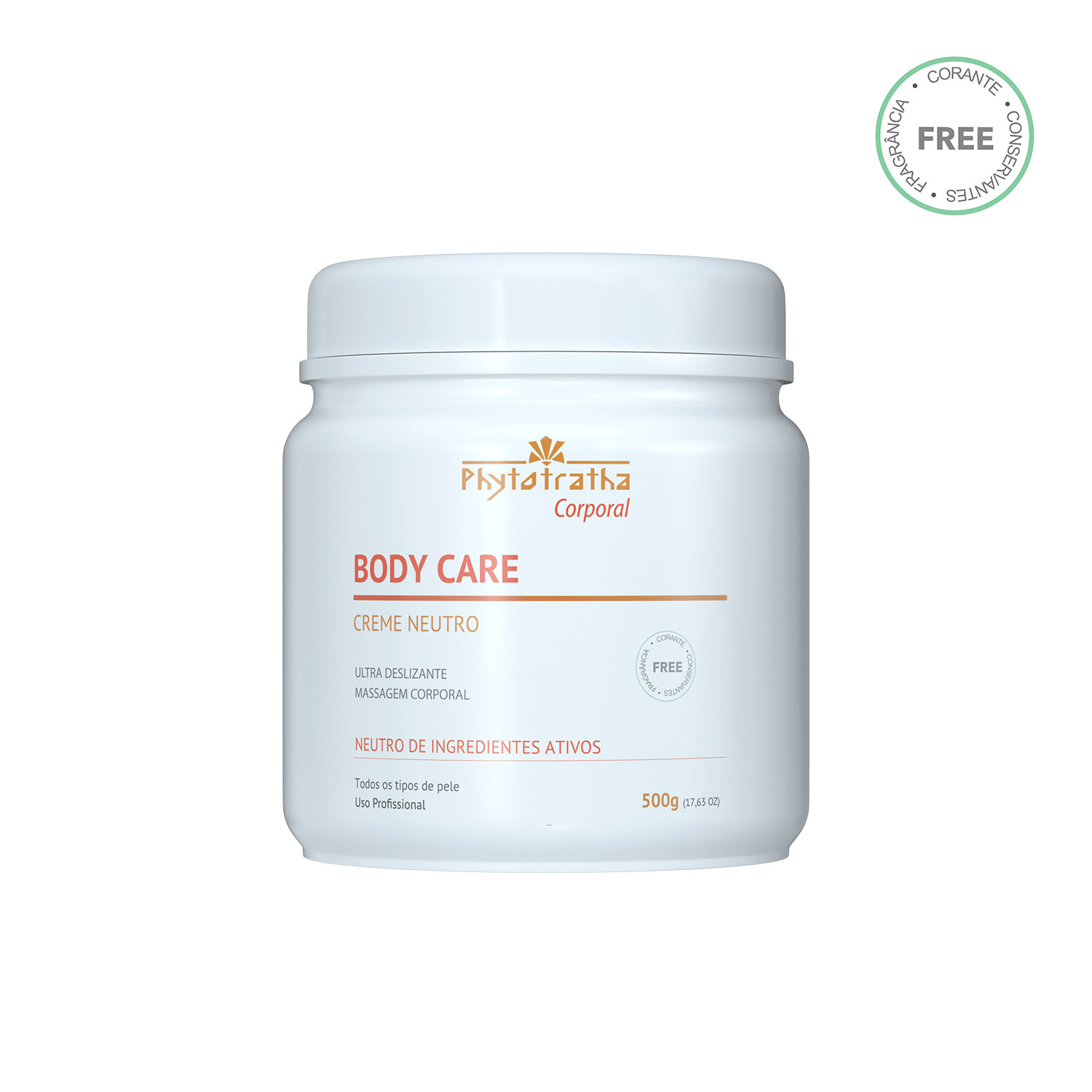Foto de Body Care – Creme Neutro 500g