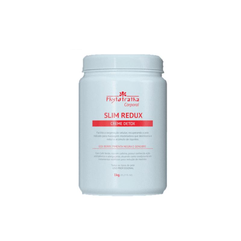 Foto de Slim Redux – Creme Detox 1kg