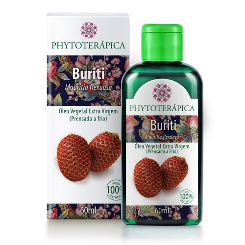 Foto de Óleo Vegetal de Buriti – 60ml