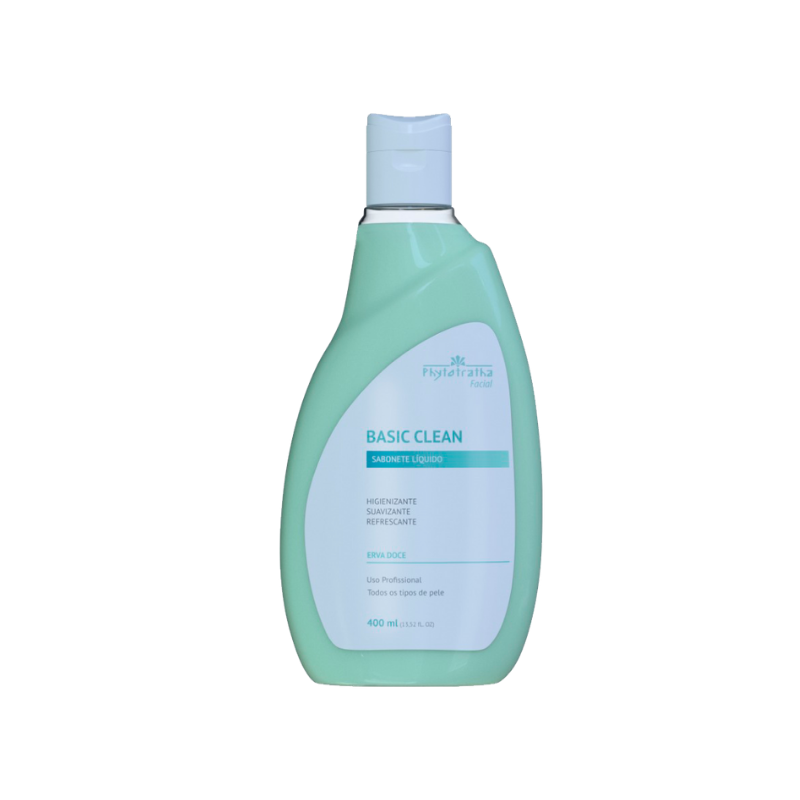 Foto de Basic Clean – Sabonete Líquido 400ml