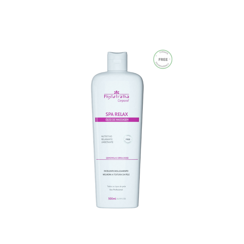 Foto de Spa Relax – Óleo de Massagem 500ml