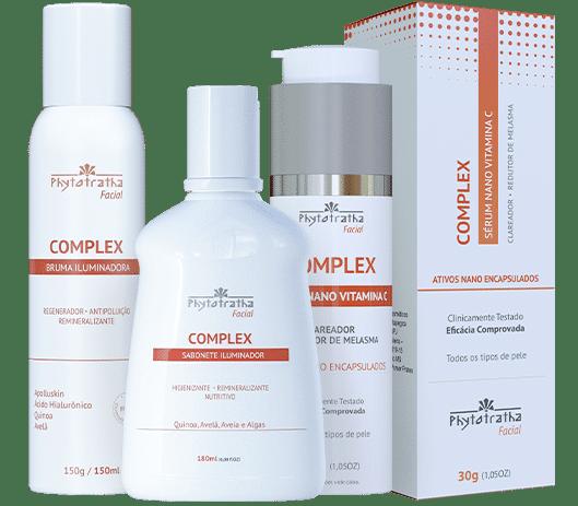 Kit Complex – Vitamina C – 3 Itens