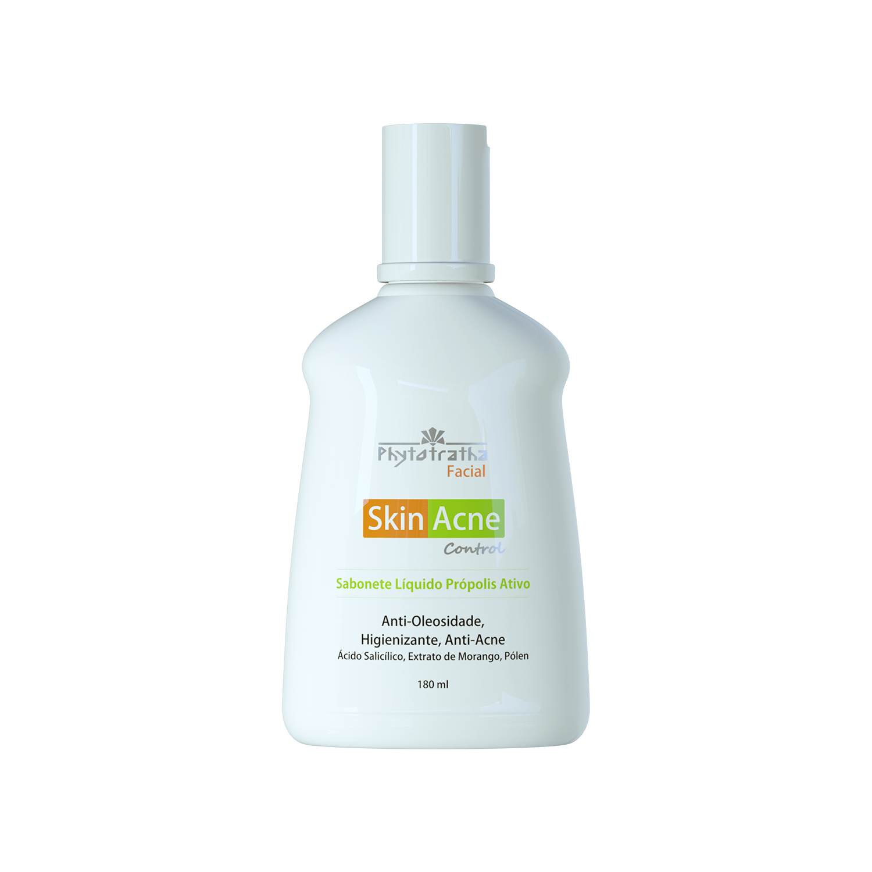 Foto de Skin Control – Sabonete Líquido 180ml